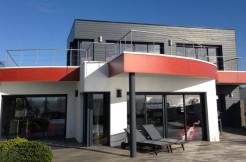 vue sur terrasse rdc villa Angoulins