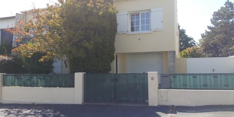 1 Maison vue rue