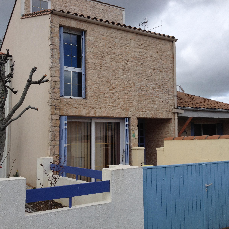 Maison à Vendre à La Rochelle, Parc de Brouage